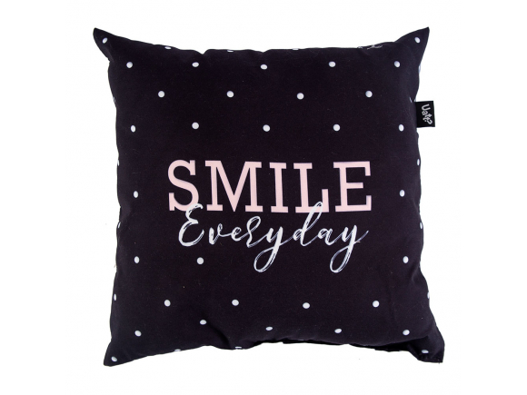 Almofada 30X30 – Smile Uatt?
