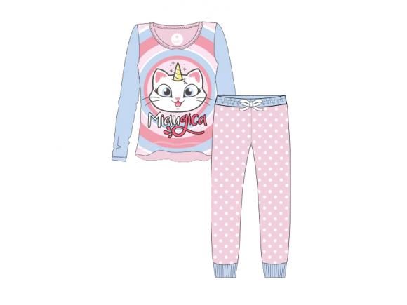 Pijama Longo Infantil Feminino 10 – Catcórnio Uatt?